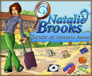 Natalie Brooks - Secrets of Treasure House