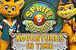 Sprill and Ritchie: Adventures in Time online