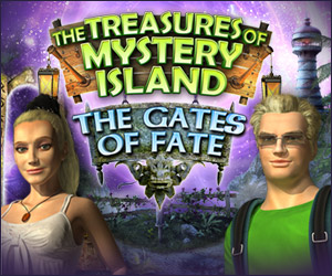 The Treasures of Mystery Island - The Gates of Fate