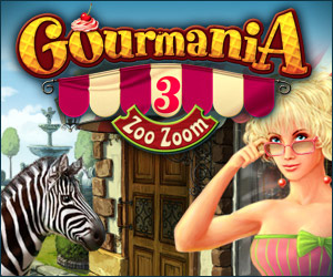 Gourmania 3 - Zoo Zoom