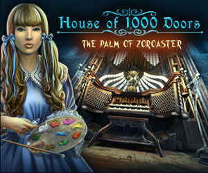 House of 1000 Doors: Palm Of Zoroaster