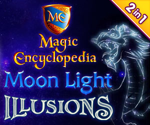 Magic Encyclopedia Bundel (2-in-1)