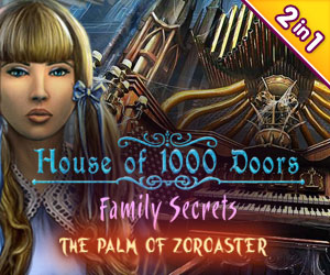 House of 1000 Doors Bundel (2-in-1)