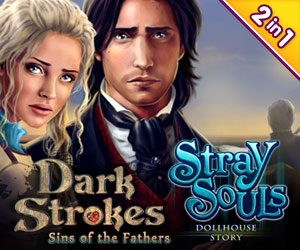 Dark Strokes - Stray Souls Bundel (2-in-1)