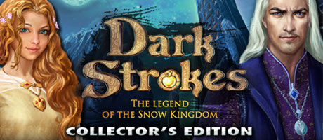 Dark Strokes 2 - The Legend of the Snow Kingdom Collector's Edition
