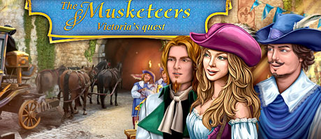 The Musketeers – Victoria's Quest