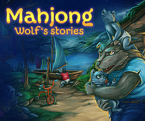 Mahjong - Wolf's Stories