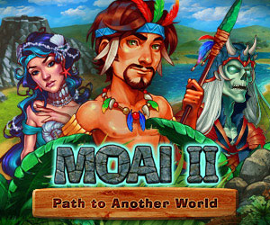 Moai II – Path to Another World