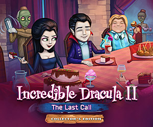 Incredible Dracula 2 - The Last Call Collector's Edition