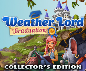Weather Lord 8 - Graduation Collector's Edition
