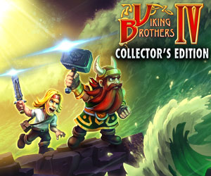 Viking Brothers 4 Collector's Edition
