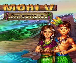 Moai V - New Generation Collector's Edition