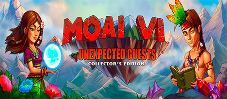 Moai 6 - Unexpected Guests Collectors Edition