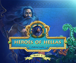 Heroes of Hellas 5 Origins - Part One