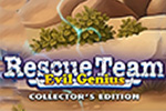 Rescue Team 9 - Evil Genius Collector's Edition