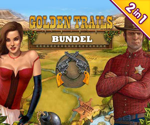 Golden Trails Bundel (2-in-1)