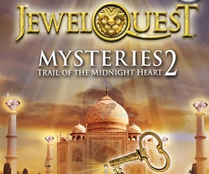 Jewel Quest Mysteries 2 - Trail of the Midnight Heart