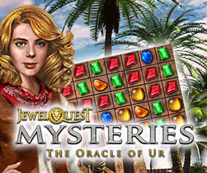 Jewel Quest Mysteries 4 - The Oracle of Ur
