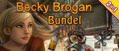 Becky Brogan Bundel - The Institute: An Adventure & The Mystery of Meane Manor (2-in-1)