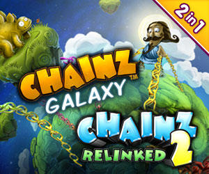 Chainz Bundel: Chainz Galaxy en Chainz 2: Relinked (2-in-1)