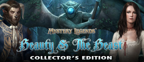 Mystery Legends - Beauty and the Beast Collector's Edition