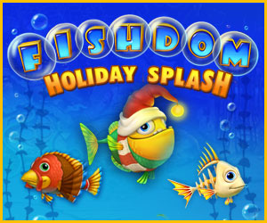 fishdom christmas