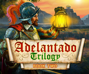 Adelantado Trilogy – Book Two