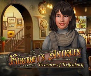 Faircroft's Antiques: Treasures of Treffenburg