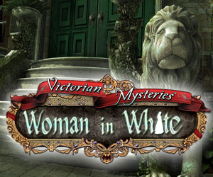 Victorian Mysteries Woman in White