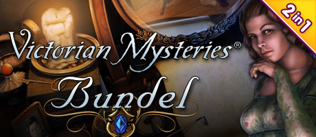 Victorian Mysteries Bundel (2-in-1)