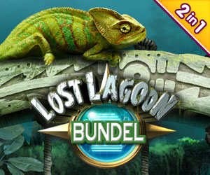 Lost Lagoon Bundel: Lost Lagoon & Lost Lagoon 2 (2-in-1)