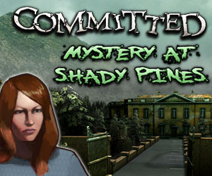 Commited - Mystery at Shady Pines