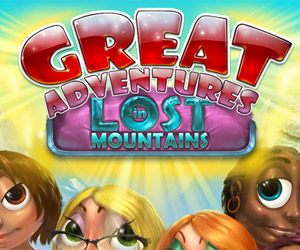 Great Adventures: Lost in the Mountains