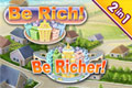 Be Rich Bundel: Be Rich en Be Richer (2 in 1)
