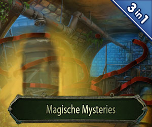 Magische Mysteries Bundel 3-in-1