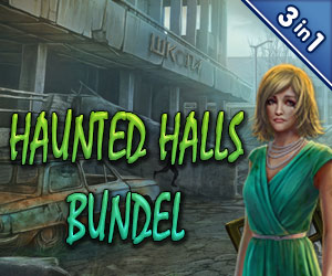 Haunted Halls Bundel (3-in-1)