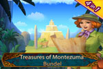 Treasures of Montezuma Bundel 4-in-1