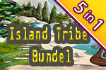 Island Tribe Bundel (5-in-1)