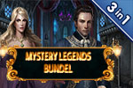 Mystery Legends Bundel 3-in-1