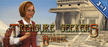 Treasure Seekers Bundel 3-in-1
