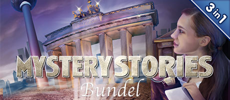 Mystery Stories Bundel 3-in-1