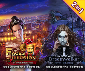 Dreamwalker & Faces of Illusion CE Bundel 2-in-1