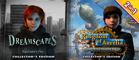 Dreamscapes 2 & Kingdom of Aurelia CE Bundel 2-in-1