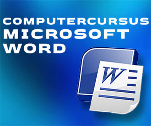 Computercursus Word
