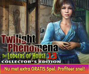 Twilight Phenomena - The Lodgers of House 13 Collector's Edition + Gratis Extra Spel
