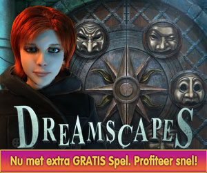 Dreamscapes 2 - Nightmare's Heir Collector's Edition + Gratis Extra Spel