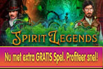 Spirit Legends 1 - The Forest Wraith Collector's Edition + Gratis Extra spel