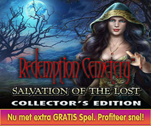 Redemption Cemetery: Salvation of the Lost Collector's Edition + Gratis Extra Spel