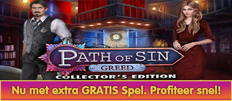 Path of Sin - Greed Collector's Edition + Gratis Extra Spe