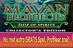 Mayan Prophecies Ship of Spirits - Collector's Edition + Gratis Extra Spel